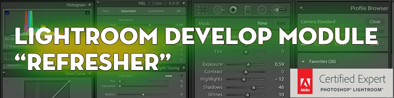 Develop Module Workshop Promo Header